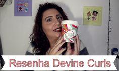 Resenha Devine Curls/ Cachos Divinos- Taatidias