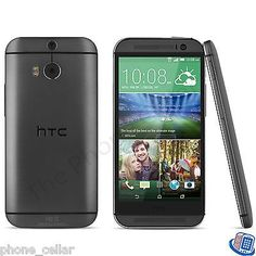 cool Unlocked T-Mobile HTC One M8 Gunmetal Gray 32GB 4G LTE GSM Android Smartphone - For Sale View more at http://shipperscentral.com/wp/product/unlocked-t-mobile-htc-one-m8-gunmetal-gray-32gb-4g-lte-gsm-android-smartphone-for-sale/