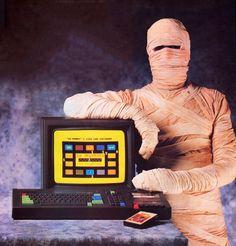Oh Mummy! - Amstrad CPC 464 - 1984