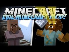 Minecraft | EVIL MINECRAFT MOD! (Werewolves, Farts & Blood Magic!) | Mod Showcase - YouTube