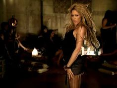 Shakira - Objection (Tango)  (great dance/workout song & video)