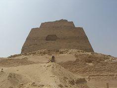 PIRÁMIDE DE MEIDUM. EL FAYUM (Monumento - Egipto) - Tips de Viajes - LosViajeros