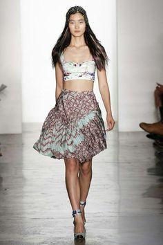 Skirt and bikini ;D