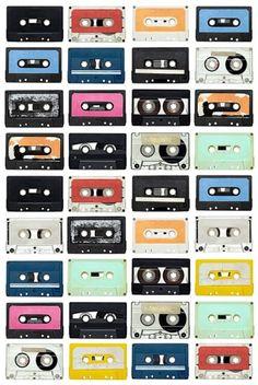 Mixed Tape R11042-4 - Tapettitaivas