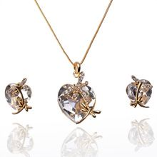 Check out the site: www.nadmart.com   http://www.nadmart.com/products/two-dragonfly-and-crystal-heart-pendant-necklace-14k-gold-plated-jewelry-sets-for-women-fashion-jewelry-free-shipping-wholesale/   Price: $US $3.24 & FREE Shipping Worldwide!   #onlineshopping #nadmartonline #shopnow #shoponline #buynow
