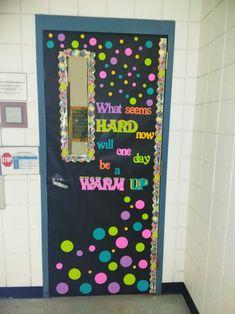 Classroom Door, School Stuff, Office Supplies, Doors, Day, Frame, Home Decor, Picture Frame, Decoration Home