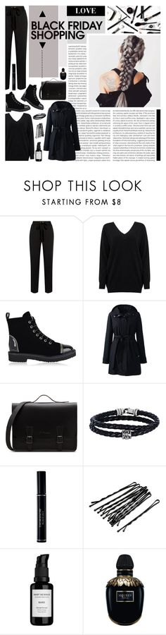 """""""Gotta Love Black Friday"""" by queen-seraphine ❤ liked on Polyvore featuring Oris, Mother of Pearl, Cocoa Cashmere, Giuseppe Zanotti, Lands' End, Phillip Gavriel, Christian Dior, Root Science, Alexander McQueen and blackfriday"""