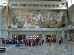 Foto van Oslo City Hall Gallery