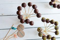 On how to make cake pops