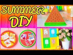 ЛЕТНИЙ DIY| SUMMER DIY - YouTube