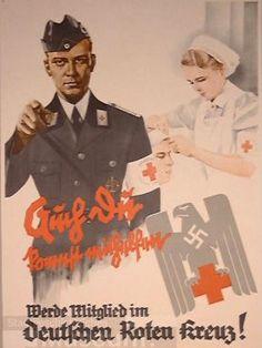 """""""Deviens un membre de la Croix Rouge allemande """""""
