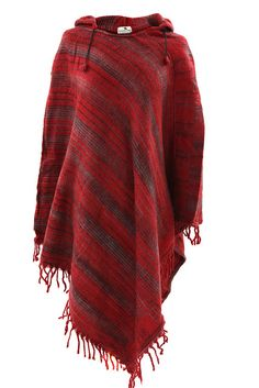 Stripey Fleece Ponchos by Charlotte's Web Festival Poncho, Fleece Poncho, Snuggle Blanket, Charlottes Web, Winter Trends, Great British, One Size Fits All, Skinny Jeans, Sewing
