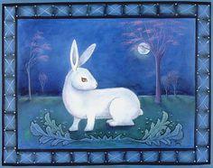 """""""Rabbit Secrets"""" by Terry Webb Harshman"""