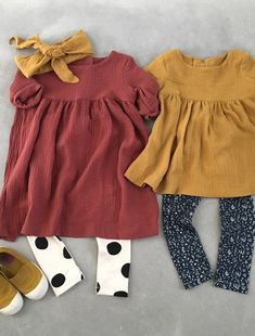Outfits Niños, Baby Outfits, Toddler Outfits, Infant Fall Outfits Girl, Toddler Girl Fall, Little Girl Fashion, Fashion Kids, Toddler Fashion, Infant Girl Fashion