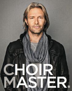Choir Master:  Eric Whitacre