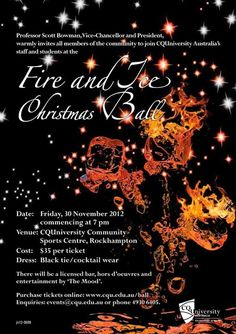 fire and ice invitations | Add the Fire and Ice Christmas Ball event to your Outlook calendar