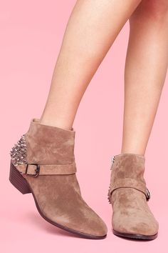 Pax Studded Ankle Boot