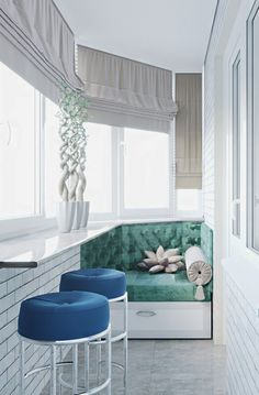 23 Clever DIY Christmas Decoration Ideas By Crafty Panda Interior Balcony, Apartment Balcony Decorating, Balcony Furniture, Home Decor Furniture, Beach Apartment Decor, Apartments Decorating, Room Decor Bedroom, Living Room Decor, Home Bedroom