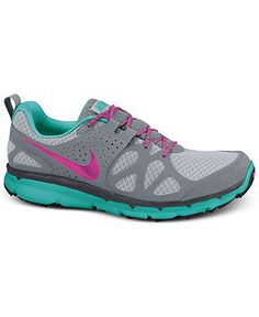 Nike Women's Shoes, Flex Trail Running Sneakers - Finish Line Athletic Shoes  - Shoes -