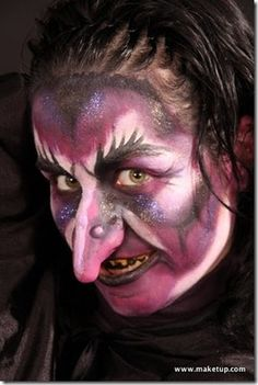 Todo Halloween: disfraz de bruja