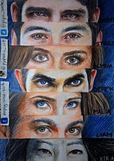 9 Awesome Pieces Of 'Teen Wolf' Fan Art - The Collective: Teen Wolf - MTV