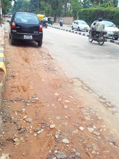 "#Bangalore #JPNagar ""The road has been dug up but repairs have not taken place for many days. authorities collect deposit from agencies digging but do nothing thereafter. this kind of callousness causes damage to the adjoining part of the road as well."" Saurabh. lick on the link to VOTE UP Saurabh's complaint to get the issue resolved faster: http://bit.ly/1klAC46"