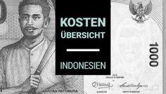 Wieviel kostet eine Reise durch Indonesien?