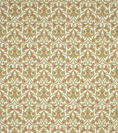 Persian Volute Wallpaper.  American circa 1845-60.