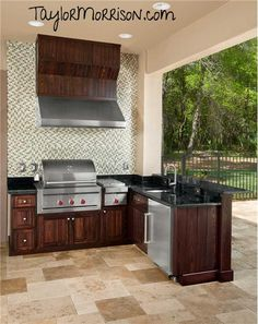 Verona Outdoor Kitchen