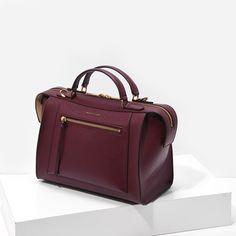 Large Boxy Top Handle Bag | CHARLES & KEITH
