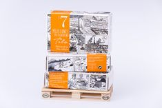 Canned Comic on Packaging of the World - Creative Package Design Gallery