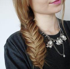 Fishtail braid | Kłos