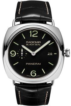 Radiomir Black Seal 3 Days Automatic Acciaio - 45mm PAM00388 - Collection Radiomir - Officine Panerai Watches