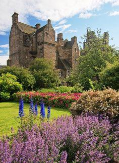 ~Kellie Castle, Fife, Scotland by Duncan_Smith on Flickr~