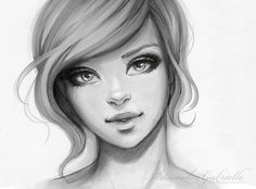 Sketch.: by gabbyd70 on deviantART