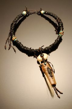 Beaded Jewelry | Chris Carlson on Pinterest | Fossil, Baltic Amber ...