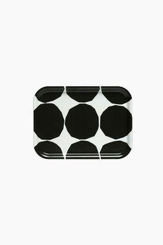 Kivet Tablett Marimekko, Ice Tray, Pattern
