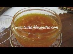 Doce de Abóbora com Baunilha [Bimby] • Receita em VÍDEO – Luísa Alexandra