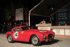 1953 Ferrari 340/375 MM Berlinetta 0320AM $9,856,000