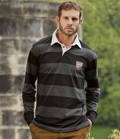 Polo Rugby : http://www.atlasformen.fr/products/les-collections/collection-highlands/polo-rugby/16983.aspx #atlasformen
