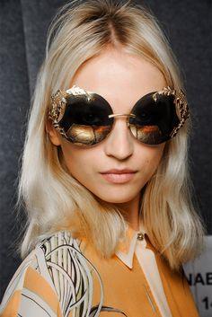 Roberto Cavalli Sunglasses Fall7 Winter 2013 #Sunglasses