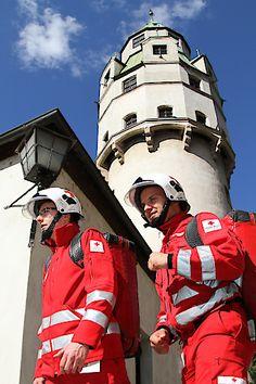 11. Raiffeisen Turmlauf Hall in Tirol: