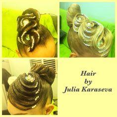 """Israeli Championships 2016 Hair by Julia Karaseva"""