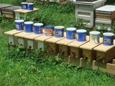 How to split hives/ basically make your own nucs in the spring instead of buying them #beekeepingideas