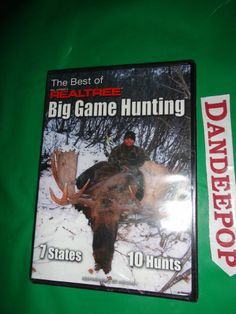 The Best of Bill Jordan's Realtree Big Game Hunting DVD Movie 2006 New find me at www.dandeepop.com