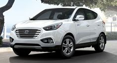 Updated Hyundai Tucson Fuel Cell To Benefit From Range Boost
