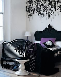 Gothic Furniture is really only  a superficial beginning of the love I have for very dark hy