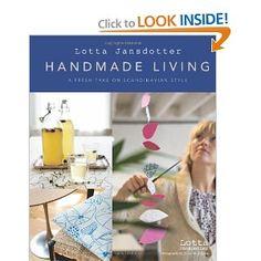 Lotta Jansdotter. Handmade Living. <3 her!