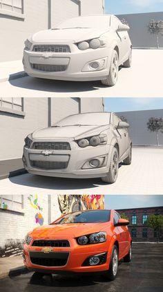 CG Automotive Breakdowns by Klokwerks