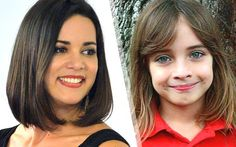 La hija de la fallecida actriz Monica Spear cumple 8 años   PeopleenEspanol.com